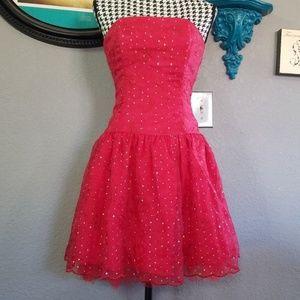 VTG Jessica McClintock Cocktail Dress